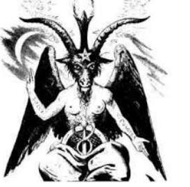 نماد شیطان پرستی