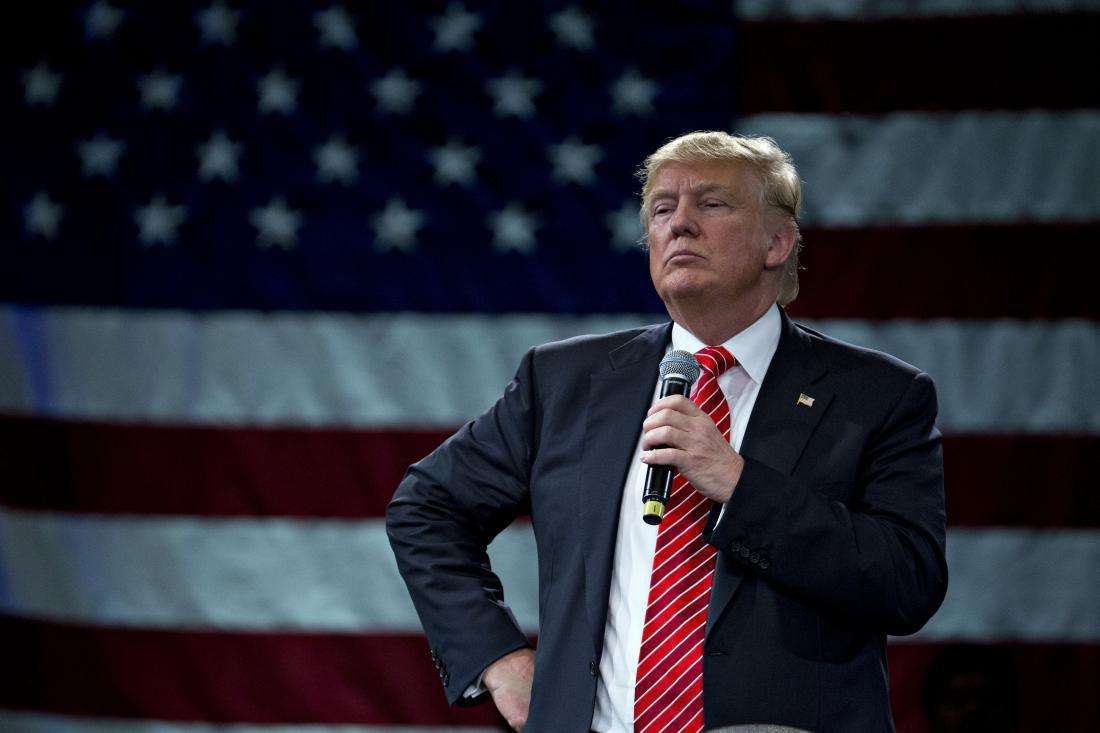 دونالد ترامپ ، عاقل پنهان  - مرد دوست داشتنی